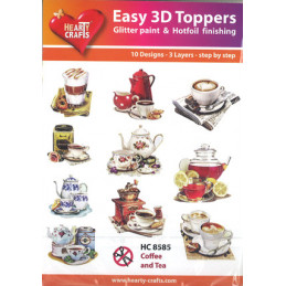 HC 8585 Easy Toppers
