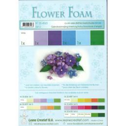 25,4063 Flower Foan set 2