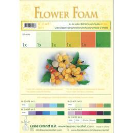 25,4087 Flower Foam Set 4