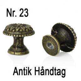 23 Antik Håndtag