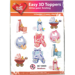 HC 10503 Easy Toppers