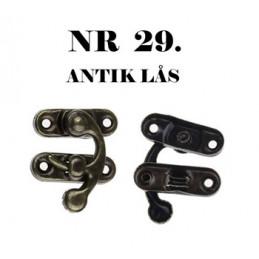 29 Antik Lås