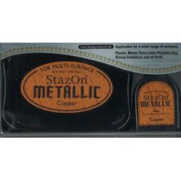stazon metallic copper -...