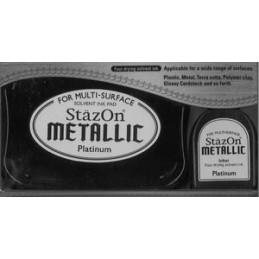 stazon metallic platinum -...