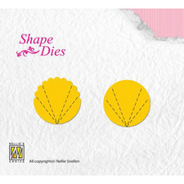 SD 055 Shape Dies Fan A-B
