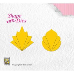 SD 056 Shape Dies Fan C-D
