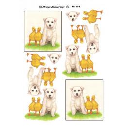 454 Matori Dyr Hund og...