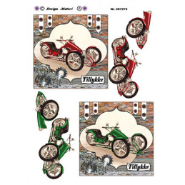 067270 Motorcykel
