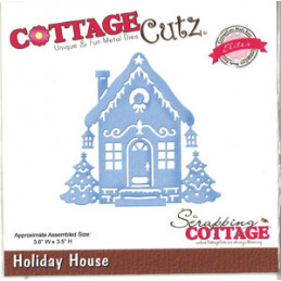 CCE-302 Holiday House