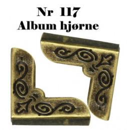 Nr 117 Album Hjørne