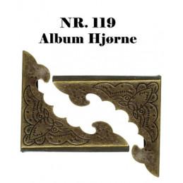 Nr 119 Album Hjørne