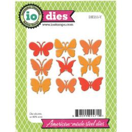 DIE255-Y iodies- Sommerfugle