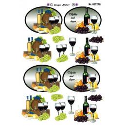 067276 vin og druer