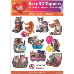 HC 10781 Easy Toppers