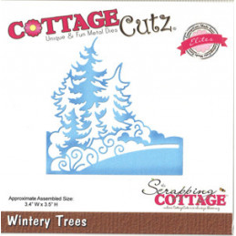 CCE-355 Wintery Trees