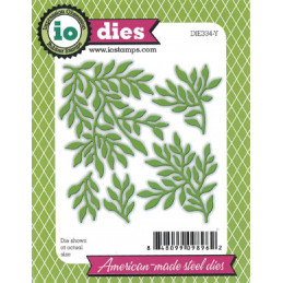 DIE334-Y IO dies Grene
