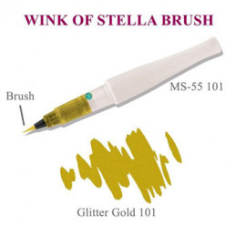 MS-55 101 GL Gold Wink of...