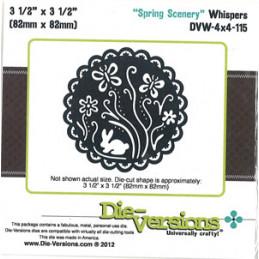 DVW 4 x 4-115 Krans Die...