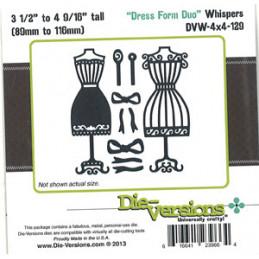 DVW 4 x 4-129 Tøj Die Versions