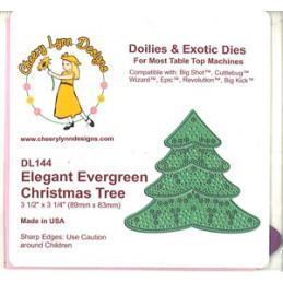 DL 144 Jule træ