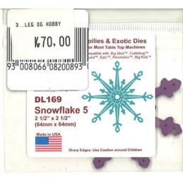 DL 169 Snowflake