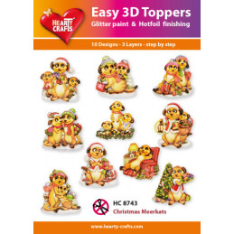 HC 8743 Easy Toppers