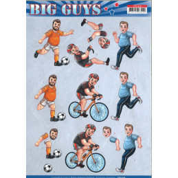 CD 11326 Big Guys sport