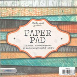 PPSL79 Paper Pad 15 x 15 cm