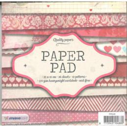 PPSL80 Paper Pad 15 x 15 cm