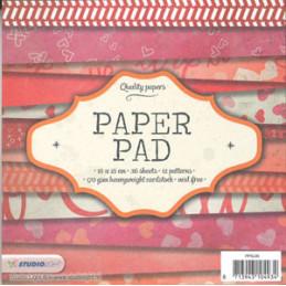 PPSL85 Paper Pad 15 x 15 cm