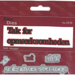 2936 Dan Die tak for op