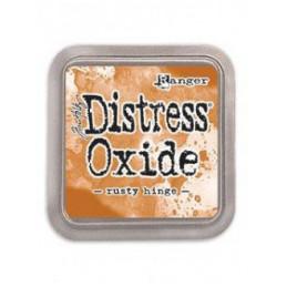 162866 Rusty Hinge Oxide