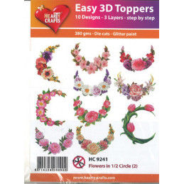 HC 9241 Easy Toppers