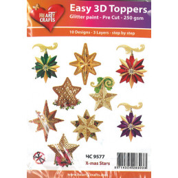 HC 9577 Easy Toppers
