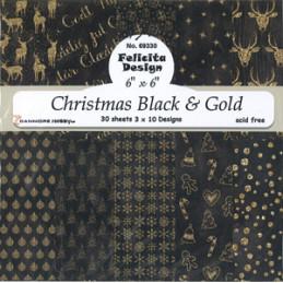 69330 Felicita Christmas blok