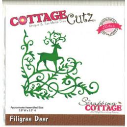 CCE-326 Filigree Deer