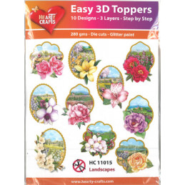 HC 11015 Easy Toppers