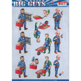 CD 11328 Big Guys arbejde