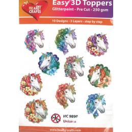 HC 9890 Eaysy toppers