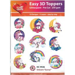 HC 9926 Eaysy toppers
