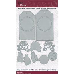 7858 Taks Dan design die