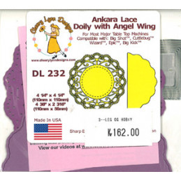 DL 232 Ankara lace
