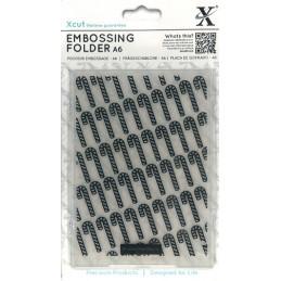 XCU 515905 A6 Embossing folder