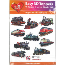 HC 11152 Easy Toppers