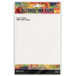 TAC49715 YUPO for Alcohol ink