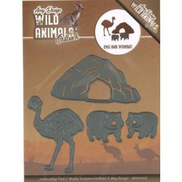 Add 10207 Emu- Vombat Amy...