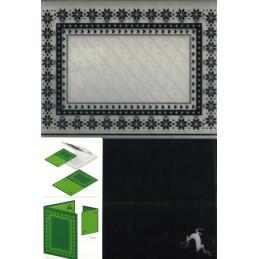 xcu 515914 a4 embossing folder