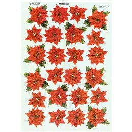 9111 Jule blomst