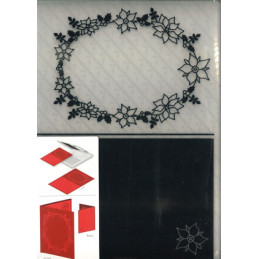 xcu 515915 a4 embossing folder