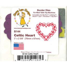 B 144 Celtic Heart